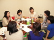 オヤトココラボプロジェクト1 座談会の写真
